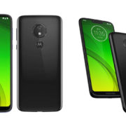 Profitez du Motorola Moto G7 Power et de sa batterie XXL à prix réduit